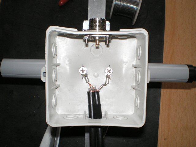 3 element yagi f r 50 mhz dl1nux. Black Bedroom Furniture Sets. Home Design Ideas